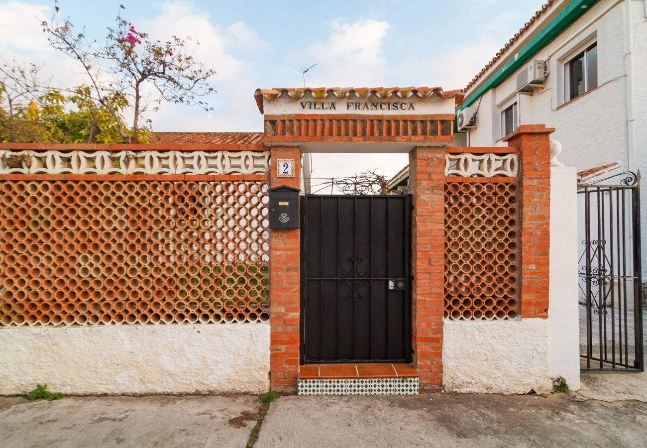 Villa à Nerja - Villa Francisca Casasol