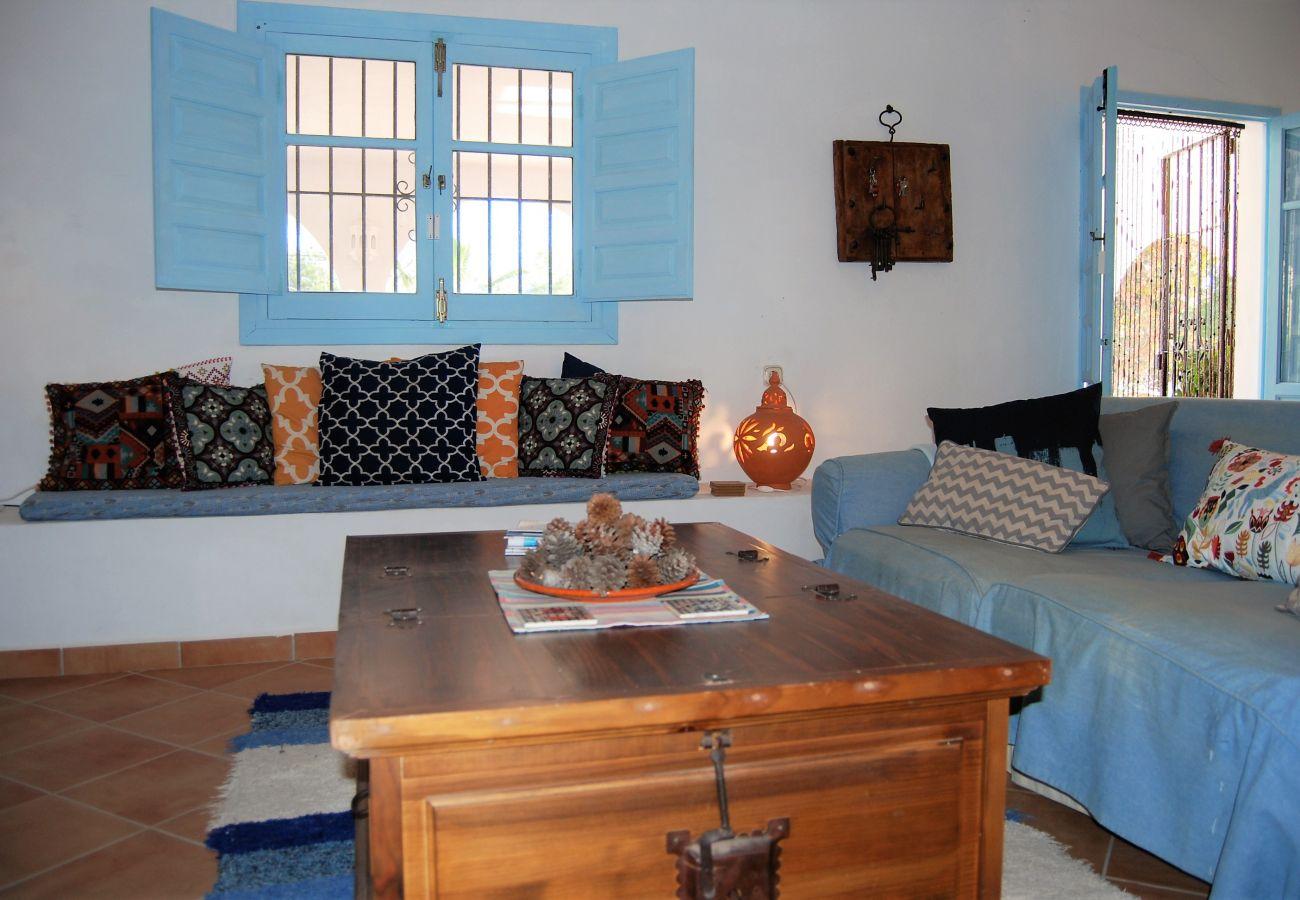 Gîte Rural à Frigiliana - Los Olivos Country Villas Casasol