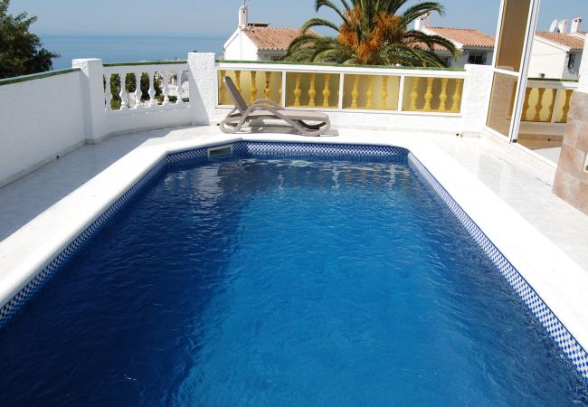 Villa à Nerja - Villa Kenny Private Pool Casasol