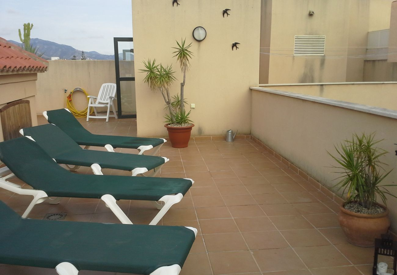 Appartement à Nerja - Penthouse Cala de Nerja Casasol