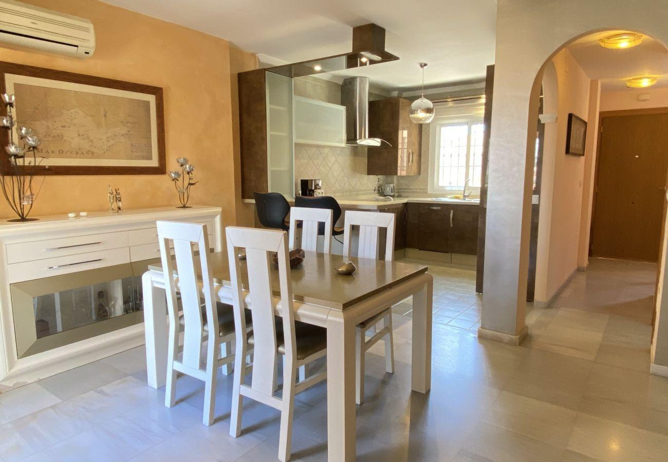 Villa à Nerja - Villa Jacuzzi Noria Casasol